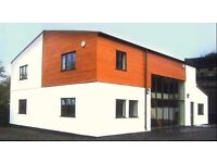 360 sq ft Semi-serviced office space to rent in Bristol