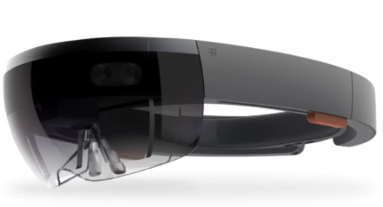 Microsoft Hololens Developer Edition - holographic computer
