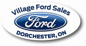 Village Ford Sales Inc Great Ford Service !!! Call 519-268-7343