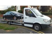 Recovery & car transportation 24/7 Removal & Delivery Nine seater services.