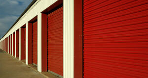 Spring into Savings 50% OFF Self Storage - Red Deer