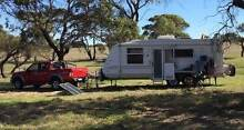COMBO 2008 Regent Cruiser Caravan & 2008 PJ Ford Ranger XLT 3.0D Alligator Creek Mackay Surrounds Preview