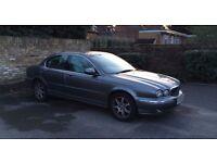 Jaguar X-Type 2.1 V6 Petrol (Parts for Sale)