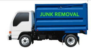 Call to get your FREE quote on junk removal and dump runs!