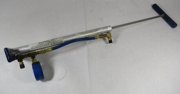 "Spooter II SPII 29"" Long Refrigerant Recovery Pump 200PSI  USED"