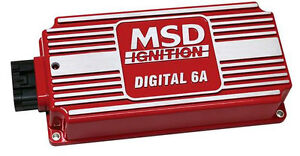 MSD - Digital 6A Ignition Control Module (6201-KA)