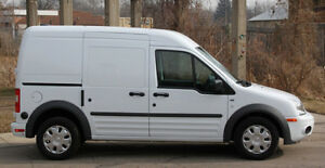 2010 Ford Transit Connect cargo van mint condition loke new