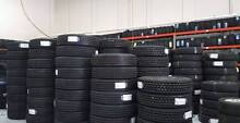 cheap quality long lasting light truck and truck tyres melbourne Tottenham Maribyrnong Area Preview