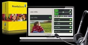 ROSETTA STONE VERSION 3, ALL LANGUAGES AVAILABLE