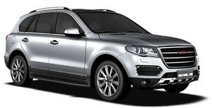 2016 Haval H8 Premium SUV West Tamworth Tamworth City Preview