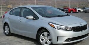 2017 KIA Forte Lease Transfer- ONLY 280$/month *FREE 3 MONTHS*