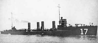 1/350 #4197  USS Smith  DD-17 torpedo boat destroyer Resin Model  KIT