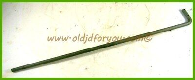 A2231r John Deere A Throttle Rod Speed Control Rod Fits Electric Start Only