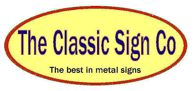 The Classic Sign Co