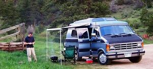 Wanted awning for Dodge B250 Camper Van
