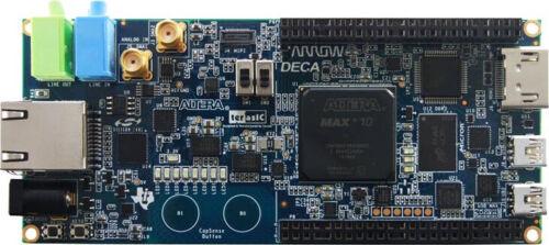 Arrow DECA Altera Intel MAX 10 10M50DAF484C6G FPGA Development Kit