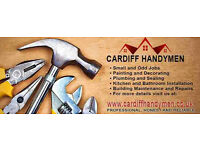 Cardiff Handyman, Building maintenance & repairs, Wall & Floor Tiling Services, Painting Decorating