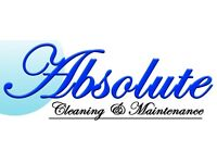 Cleaning and Maintenance Service