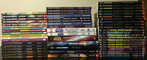 LOT 56 Star Wars Book Novel Junior Jedi Knights Clone Galaxy