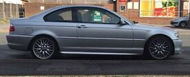 Bmw 325ci m sport auto top spec