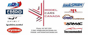 Model Cars Canada - Wholesale Diecast and Resin Scale Model Cars