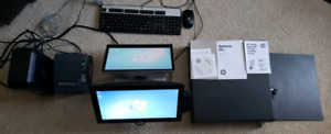 HP RP9 G1 Retail System 9018 - all-in-one POS