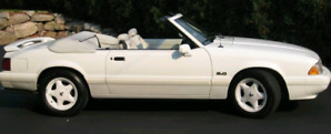 1993 Mustang limited edition lx