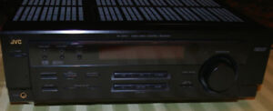 7.1 Surround Stereo Receiver with Remote Control