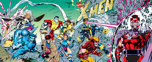 Comics 80's and up