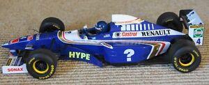 auto de collection Williams FW19 1997 Frentzen