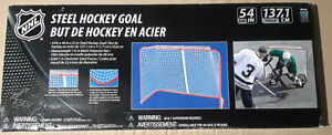 Steel Hockey Goal 54 inch wide