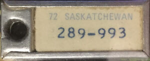 ***** WANTED --- SASKATCHEWAN WAR AMP TAGS ***** Moose Jaw Regina Area image 6