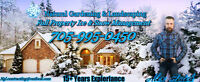 NGL, ICE & SNOW REMOVAL: 705-995-0450