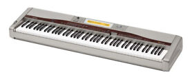 Casio PRIVIA PX400R, full size 88 keys -hammer action, sustain pedal, stand