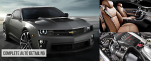 Calgary AUTO DETAILING Services ( Mobile ) We come To Your Place