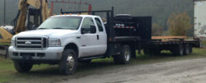 Truck and Trailer package..price listed in post