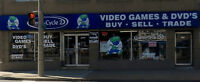 BUY SELL TRADE Video Games - DVD's - TOP $