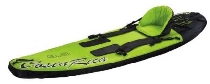 inflatable kayak with paddle, life jacket, pump & a bag Gosford Gosford Area Preview