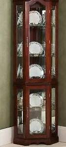Curio Cabinets- Selling for $50.00 each