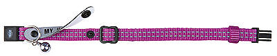 TRIXIE My Home REFLECTIVE Safety Cat Collars Bell - No Pet Tags Needed 41576 X 1