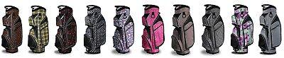 Taboo Fashions Monaco Premium Lightweight Ladies Golf Carry/Cart Bag Brand New!