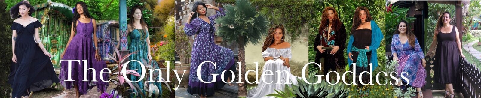 The Only Golden Goddess
