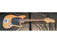 1978 Fender Mustang Bass