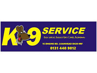 K9 Services Loanhead and Dalkeith Road Edinburgh Dog Day Care