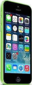 iPhone 5C 32 GB Green Unlocked -- 30-day warranty, blacklist guarantee, delivered to your door