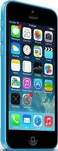 iPhone 5C 16 GB Blue Unlocked -- 30-day warranty, blacklist guarantee, delivered to your door