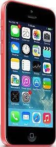 iPhone 5C 32 GB Pink Unlocked -- 30-day warranty, blacklist guarantee, delivered to your door
