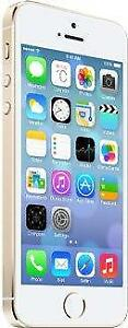iPhone 5S 32 GB Gold Unlocked -- 30-day warranty and lifetime blacklist guarantee