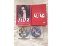 Alias DVD TV Series Season 1 - 5