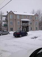 4½ logement a louer a Ste-Marie